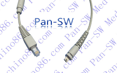 trim data wire for HP ECG acquisition box