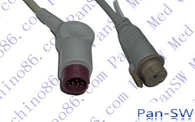 Philips to BD IBP cable