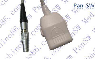 Invivo spo2 adapter cable