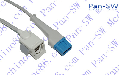 Spacelabs 10 pins pediatric clip spo2 sensor