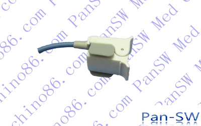 Pediatric clip spo2 sensor