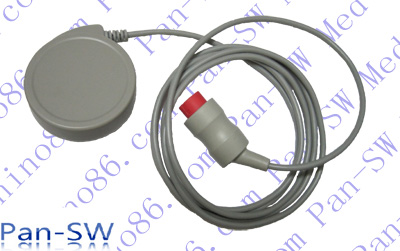 Ultrasound fetal transducer for HP Philips