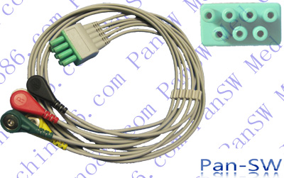 Mindray Telemetry ECG cable