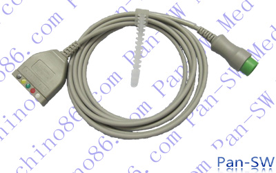 Mindray 5 leads ECG trunk cable